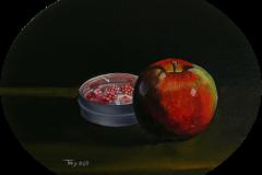 Apple and Bon Bons
